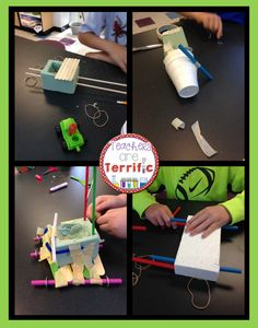Getting Excited about STEM! {Science, Technology, Engineering, and Math} --- Ideas, Resources, and PASSION!