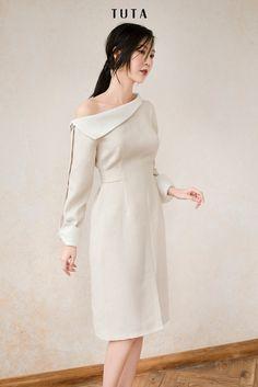 Vintage Midi Dresses, Modest Dresses, Simple Dresses, Casual Dresses, Fashion Dresses, Cute Dress Outfits, Maxi Outfits, Classy Outfits, Cute Dresses