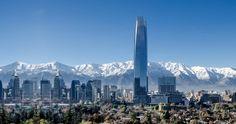 Costanera, Santiago, Chile
