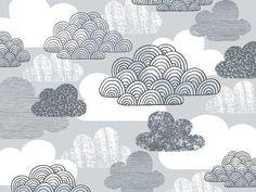 De las nubes a la deriva edición limitada Giclee 8 x 10ins