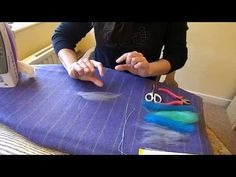 How to Make Realistic Wired Wool Feathers (Method One) - YouTube