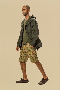 Engineered Garments, Look #30