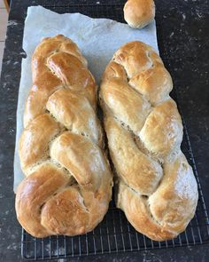 First bread I've made with fresh yeast for mote than 30 years!