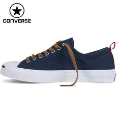 79.56$  Buy here - http://ali1oi.worldwells.pw/go.php?t=32653351436 - Original New Arrival  Converse Men's Skateboarding Shoes Canvas Sneakers