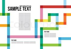Abstract Circle line template Background , Cover , Layout ...