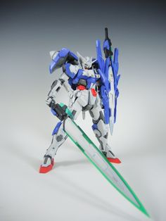 GUNDAM GUY: 1/100 Gundam Astraea Custom XN-Raiser - Custom Build