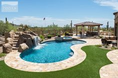 California Pool & Landscape: Gallery of Completed Backyards