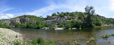 Camping La Vignasse en Ardèche à Casteljau - locations chalets, mobil homes, cottages - La Vignasse