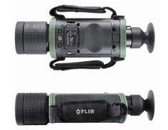 FLIR Scout TS32R Pro 320x240 Thermal Imaging monocular 8.3Hz, PAL