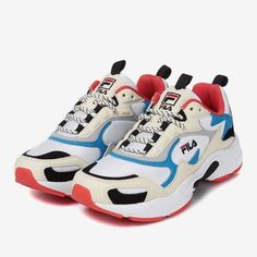 Fila Luminance Athletic Shoes Unisex Sneakers Blue FS1SIA3123X Size 5-8 #fashion #clothing #shoes #accessories #womensshoes #athleticshoes Yellow Shoes, Blue Shoes, Air Max Sneakers, Sneakers Nike, Best Casual Outfits, Summer Outfits, Latest Shoes, Party Shoes, Athletic Shoes