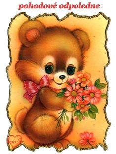 Teddy Bear, Bears, Letters, Animales, Teddy Bears, Bear