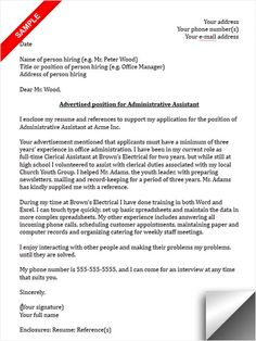 Nursing Assistant Cover Letter Samples   Cover letter for ...