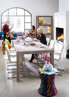 Kodiak collection & chair Doutzen