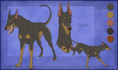 STS Dog - Noble by ShockTherapyStables on DeviantArt
