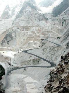 Cave di marmo Carrara