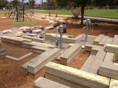 Kaiser & Kuehne Waterplay supplied and installed by Playrope www.playrope.com.au