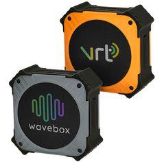 Starline - 5W Solar Waterproof Bluetooth® Speaker (EL157, 10657) New Product, Product Launch, Bike Mount, Waterproof Bluetooth Speaker, Tech Gifts, Charging Cable, Cool Items, Solar, Wrap Gifts