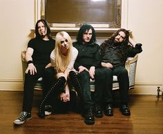 The Pretty Reckless : Taylor Momsen dévoile son nouveau titre rock, Follow Me…