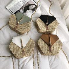 Summer Purses And Handbags Straw Handbags, Cute Handbags, Cheap Handbags, Luxury Handbags, Fashion Handbags, Fashion Bags, Leather Handbags, Luxury Purses, Wholesale Handbags