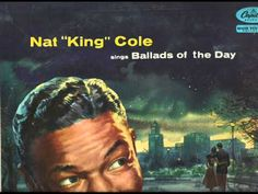 """Nat """"KING"""" Cole - Red Sails In The Sunset - Original Vinyl - YouTube"""