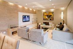 Home theater: ideias de projetos confortáveis para assistir à TV - Casa e Decoração - UOL Mulher
