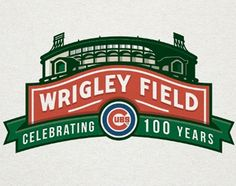 Wrigley Field 100 Year Logo Contest Entries -- There were a lot of excellent submissions made! Go Cubs Go!