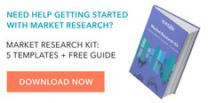 That might sound obvious, but how deeply do you understand exactly where your buyers are doing their research and what is influencing their decisions? That's where market research comes into play.