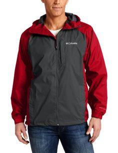 Columbia Men's Straight Line Rain Jacket « Clothing Impulse