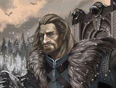 Ulfric by PolevaES.deviantart.com on @DeviantArt