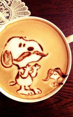 Latte Art twicsy.com