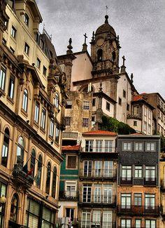 PORTO, PORTUGAL Douro Portugal, Visit Portugal, Portugal Travel, Monaco, Porto City, World Street, Portuguese Culture, Cape Verde, Best Cities