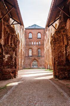 Dome Church Ruins by Fati Dzarajeva (Estonia)