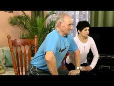 E-harmónia - Otthon végezhető tornagyakorlatok idősek számára - YouTube Youtube, Youtubers, Youtube Movies