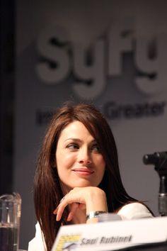 Joanne Kelly (aka Myka Bering from Warehouse 13)
