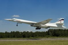 The partially upgraded made its maiden flight in November 33 years after the first 'Blackjack' prototype, the pride of the Soviet Union at the time, took to the airfor the first time in (Photo: UAC/Tupolev design Bureau) Russian Air Force, Soviet Union, Military Aircraft, Aviation, Wallpaper, White Swan, Early 2000s, December 2014, Cold War
