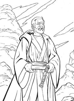 Coloriage Star Wars A Imprimer Coloring Pages