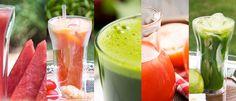 Aprenda a fazer as melhores e  mais deliciosas 67 receitas de sucos detox.