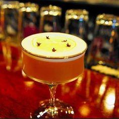 The Amber Equinox made w/ #ElDoradoRum 15 yr by Emily Bohn recently won the @tenzingws coupe cocktail competition. #winnerwinner #friendsinhospitality #chicago