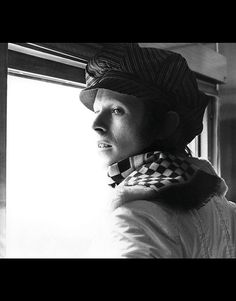 Image of David Bowie on the Trans-Siberian Express
