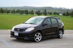 2005 Toyota Matrix XR