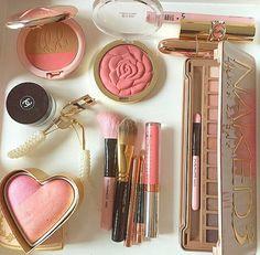 blush make up pallet | Beauty