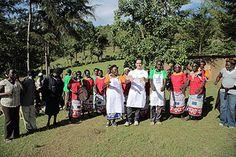 El chef Mario Sandoval ha estado recientemente en Kenia donde ha seguido de cerca la recuperación de niños desnutridos en Kapenguria, Condado de West Pokot. Y es que es el padrino de esta campaña que les presentamos, Restaurantes contra el Hambre, que del 15 de septiembre al 15 de noviembre
