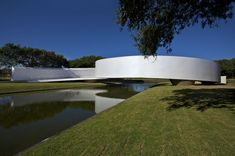 Japanese Immigration Memorial in Belo Horizonte, Minas Gerais, Brazil by Gustavo Penna and Associates