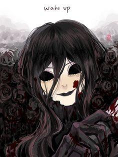 jane the killer by xunyingkui on DeviantArt