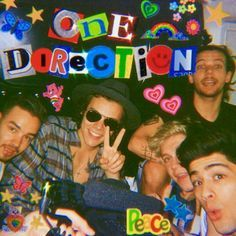 One Direction Posters, One Direction Images, One Direction Wallpaper, One Direction Harry, One Direction Humor, Bedroom Wall Collage, Photo Wall Collage, Room Posters, Poster Wall