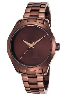 Women's Almeria Brown Bracelet and Dial - 11 Main