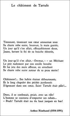 Arthur Rimbaud - Le