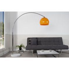 Moderne vloerlamp Big Bow II oranje - 20747