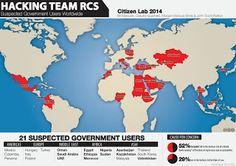 Christian A. Estay-Niculcar: Hacking Team y la evidencia de la inseguridad