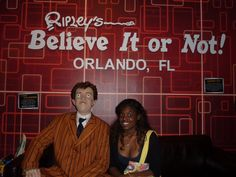 Ripley's Believe it or Not! Orlando Odditorium - Popular Attractions in Orlando, Florida
